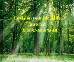 Envision your ideal life, (2)